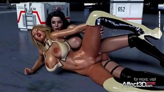 Affect3D – Star Whores 3D Futanari Animation